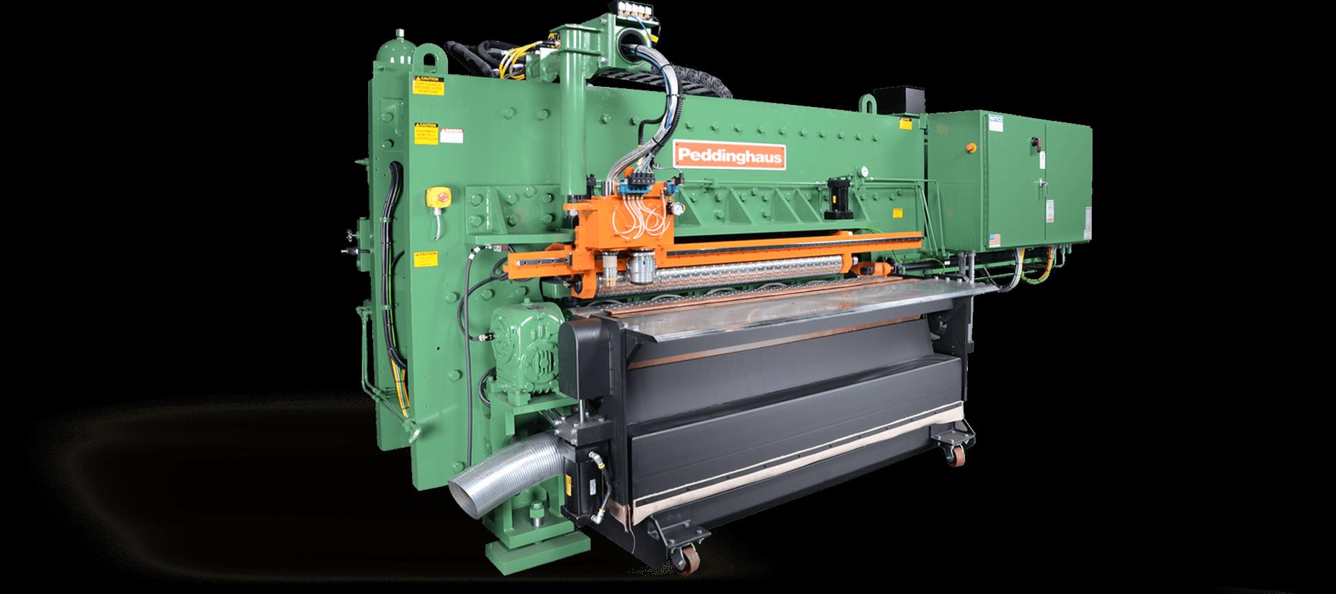CNC PLATE PUNCHING MACHINE FPB-1800